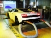 Lamborghini fabriek