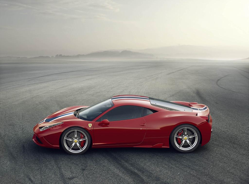 Ferrari 458 Speciale Wallpaper pho…