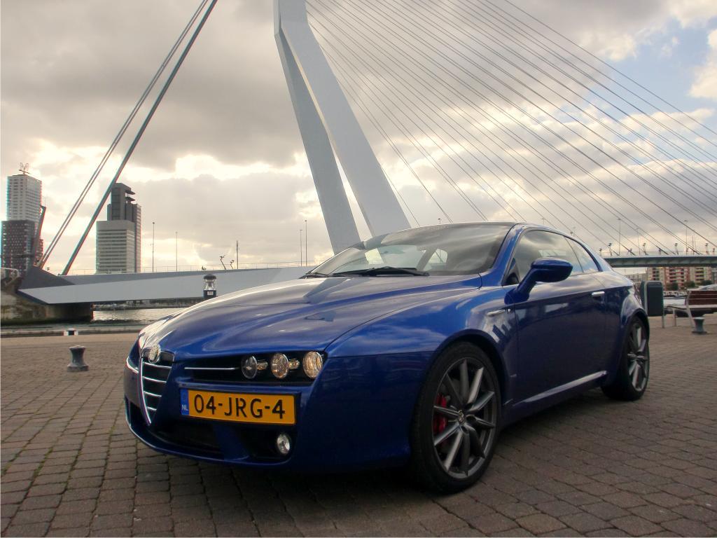 AutoEdizione test: Alfa Romeo Brera 1750 TBI ti | Auto Edizione