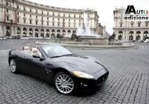 Maserati GranCabrio fotogallery