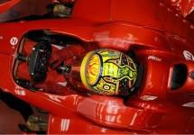 Valentino Rossi de derde musketier van Ferrari?