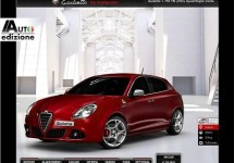 Giulietta 'car configurator' nu online!