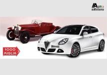 Mille Miglia 2010 wordt netals toen een Alfa Romeo spektakel