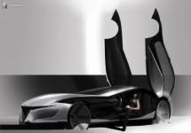 Het idee achter de Bertone Pandion
