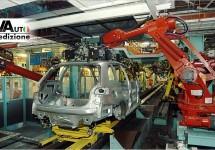 Autoindustrie in Europa holt achteruit