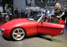 De Alfa Romeo-Pininfarina Duettottanta in Genève