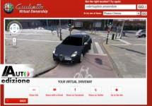 Geintje van Alfa; 'The virtual driveway'