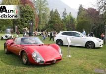 Alfa Romeo op Villa d'Este 2010