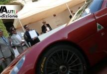 Concorso d'Eleganza: TZ3 Corsa absolute winnaar der concepts