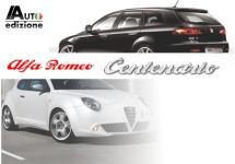 Alfa Romeo 'Centenario' edities voor Nederland