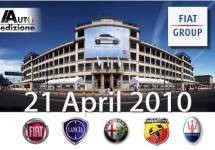 'FIAT day': Eerste Twitter-verslag vergadering (2)