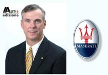 McNabb commercieel CEO van Maserati