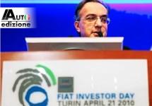 Marchionne: De 159 en Lybra krijgen een opvolger 'Made in Italy'