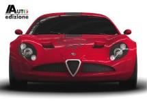 Alfa TZ3 Corsa geeft zich steeds meer bloot