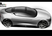 Lancia Centro Stile gooit teaser op het net!