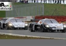 Nog geen podiumplaats voor de Maserati MC12