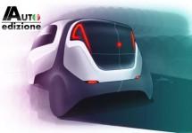 Fiat Mio FCC III: concept van de Topolino stadswagen?