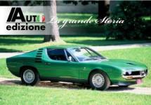 Alfa Romeo Montreal; Al 40 jaar op eenzame hoogte