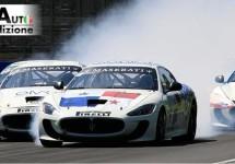 Spectaculair Maserati raceweekend in Monza