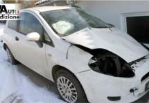 Terugroepactie Grande Punto door defecte airbag
