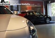 Bekijk de Giulietta van dichtbij
