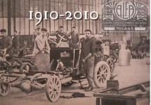 100 jaar Alfa Romeo deel 1: 1910-1948