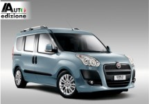 Fiat Doblò Natural Power 2010