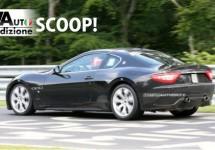 Gespot! Maserati GranTurismo MC Corse voor op de weg