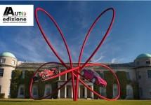 100 jaar Alfa Romeo op Goodwood 2010