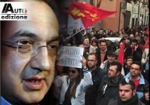Marchionne is protesten meer dan zat en komt met sluw plan