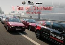Il giro del Centenario: Milano