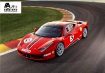 Ferrari 458 Challenge: De 'Italia' in racetenue