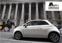Fiat begint met 200 dealers in Amerika