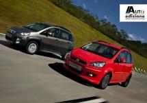 Nieuwe Fiat Idea nu in de Braziliaanse showroom