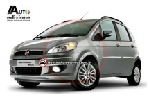 Foto's Fiat Idea Brazilië