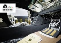 Lamborghini gaat zwaar aan de carbon
