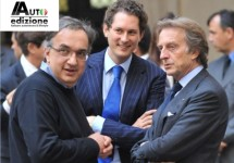 Sergio Marchionne; 'Beste medewerkers van Pomigliano d'Arco'