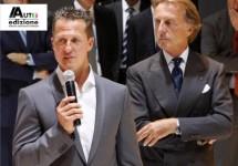 Di Montezemolo en Schumacher boos op FIA