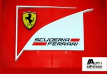 Dit is het nieuwe logo van de Scuderia Ferrari