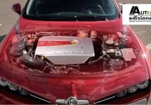 Kleiner motorenaanbod Alfa Romeo 159
