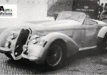 Alfa Romeo 8C 2900 B van Bernhard komt weer thuis