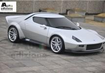 Onthuld! De nieuwe Lancia Stratos 2010