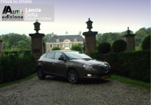 De standaard exclusiviteit van de Lancia Delta Executive