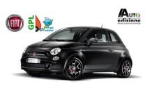 Fiat 500 LPG op weg naar Parijs