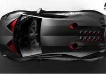 Officieel: Lamborghini Sesto Elemento