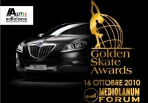 Lancia hoofdsponsor Golden Skate Awards 2010