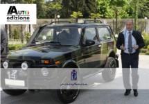 Lada Niva straks ook van Pininfarina en 'made in Italy'