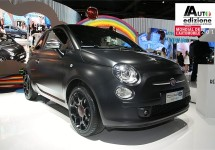 Fiat live in Parijs