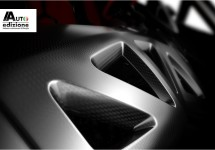 Derde teaser van Lamborghini