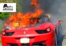 Grootste terugroepactie van Ferrari ooit na 5 verbrande 458's